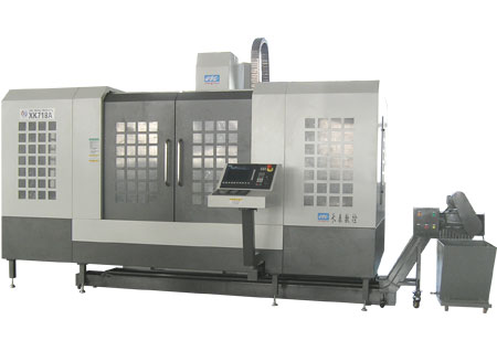 XK718A型數控銑床