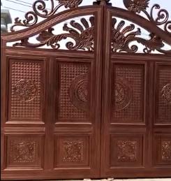 乐虎app手机版别墅铜门需要日常养护
