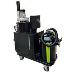 GSJ-X801系列切削液液槽清洗设备