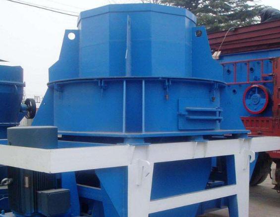 新一代环保制砂机