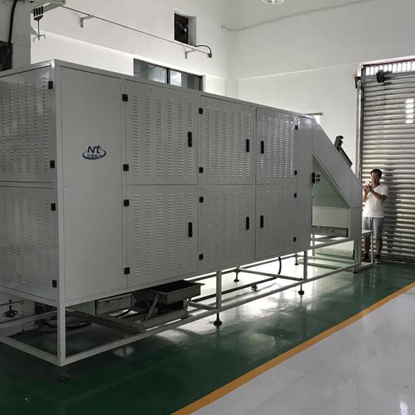 6CLS-16型数控茶鲜叶摊晾机