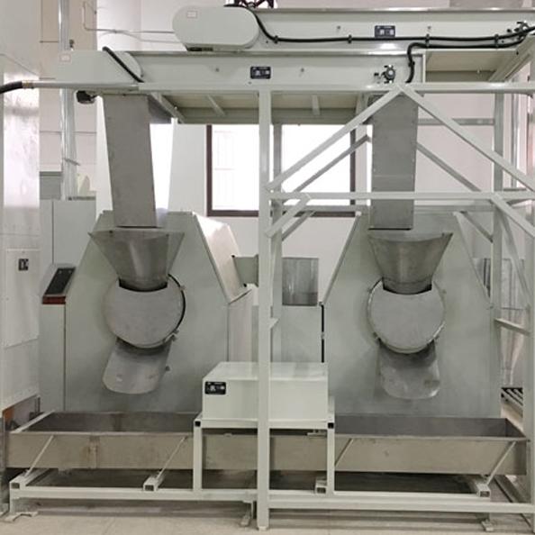 6CCP-80R型数控燃气茶叶做形机