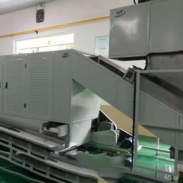 6CTL-30型翻板自动回潮摊晾机