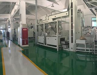 四川蒙顶山茶业有限公司—全自动清洁化名优绿茶生产线