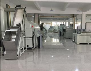 湖北五峰金翔茶业有限公司—自动化名优绿茶生产流水线