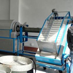 贵州山和水茶叶生产车间