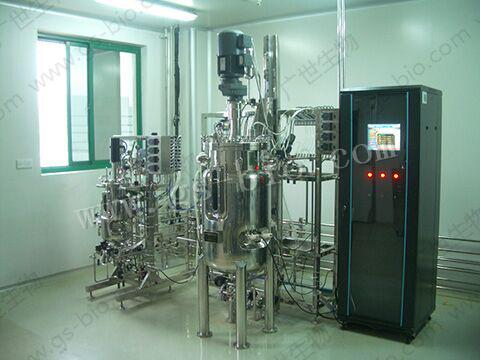 20L+100L全自动生物反应器