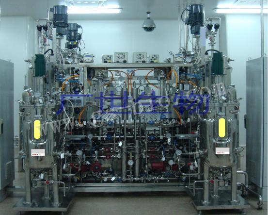 50L+50L全自动生物反应器