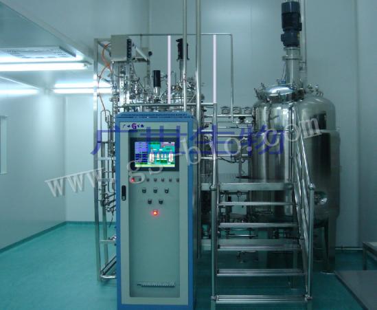 50L+500L+1000L全自动生物反应器