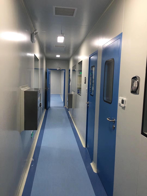 细胞治疗GMP洁净室设计