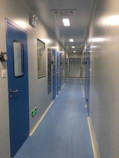 GMP生物洁净室设计