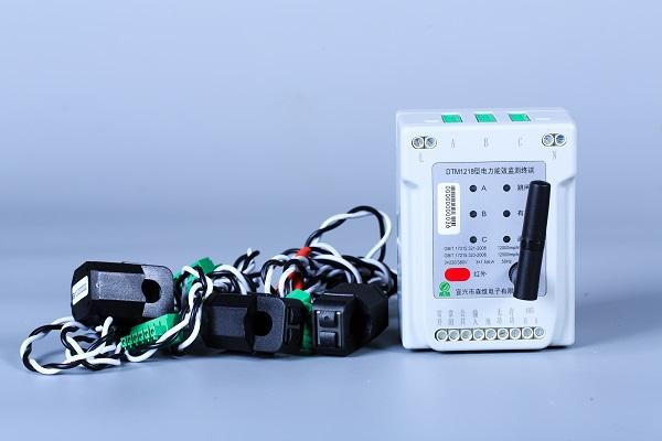 GPRS温测漏电流型电力能效监测终端