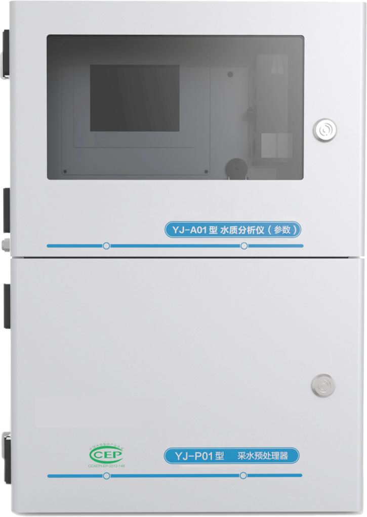 YJ-TP型 总磷水质在线分析仪