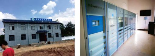 2018年广东梅州河流断面水质在线监测站