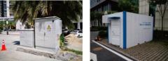 2018年福建泉州项目水质在线监测站