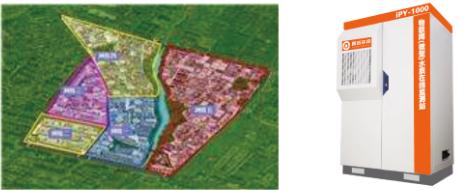 2018年广西钦州河流断面水质在线监测