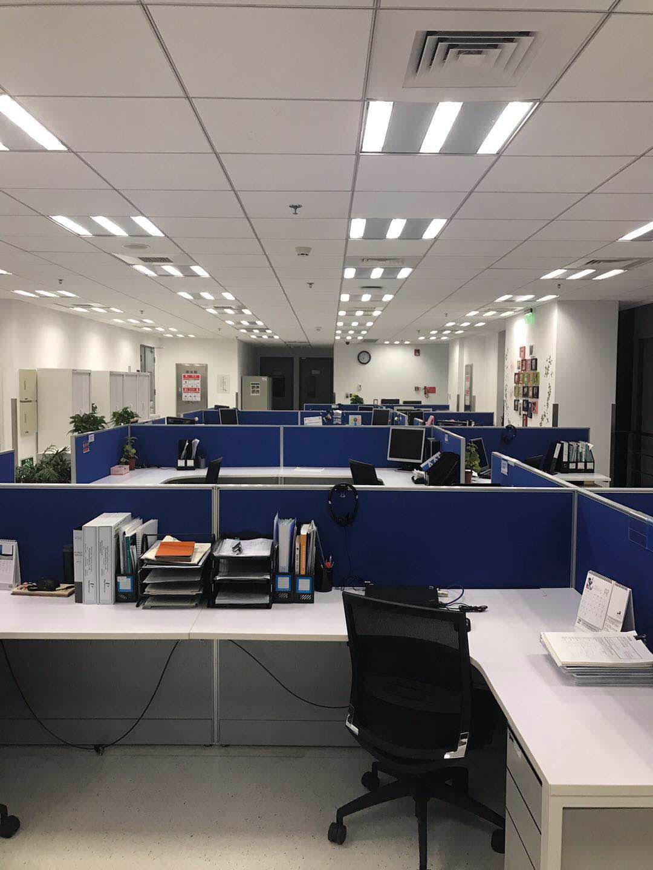 辦公室照明改造