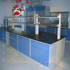 鋼製中央實驗台(無水槽)