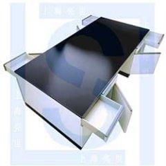 鋼製中央實驗台(無水槽,試劑架)