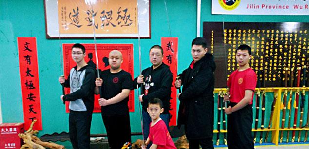 长春传统武术学习