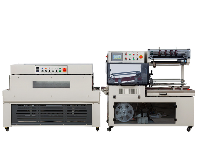 DQL5545+BSD4520二合一封切包装机