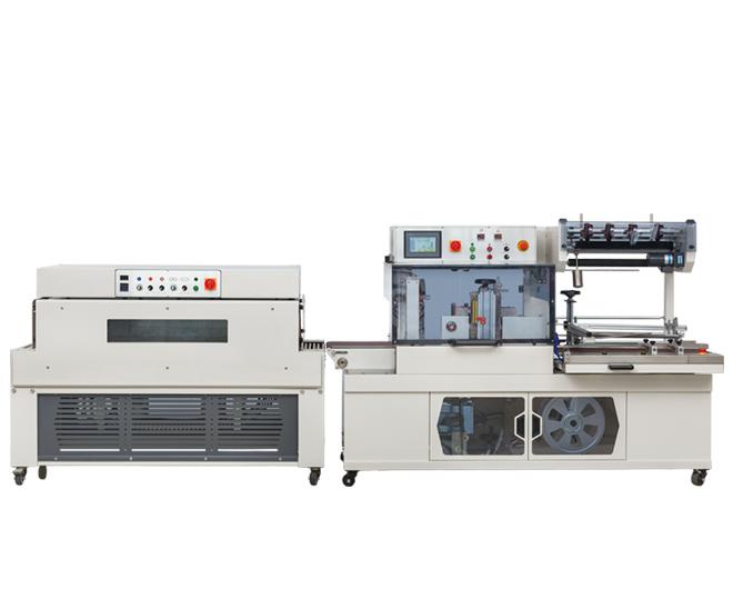 DQL4518G全自动L型封切机+DSC4525L热收缩包装机