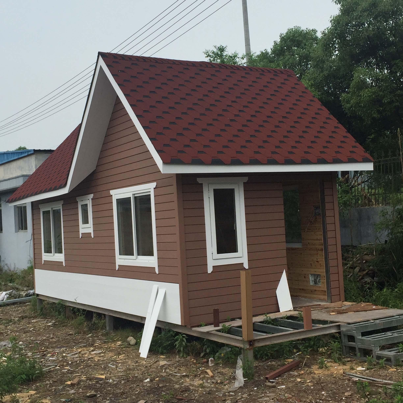 塑木房子设计