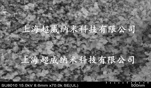 纳米碳化钨WC电镜图谱