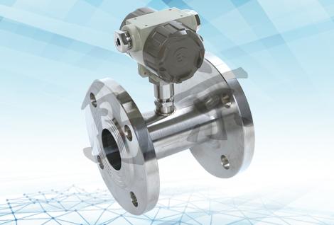 电流型涡轮流量传感器