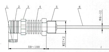 DJT80S小巧型一体化温度变送器