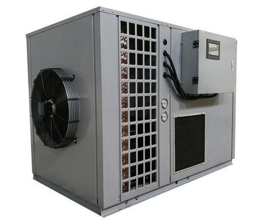 整体式空气能热泵烘干机
