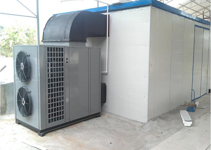 热泵烘干案例