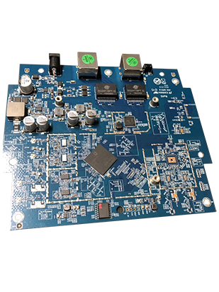 无线AP主板上面常用绕线功率电感