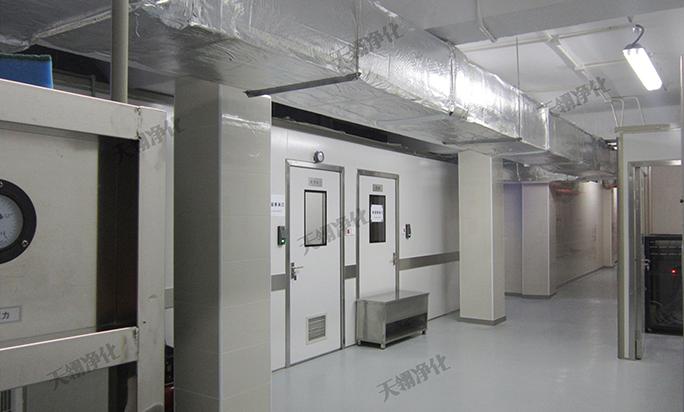 实验室动物房设计施工-天翎净化值得信赖