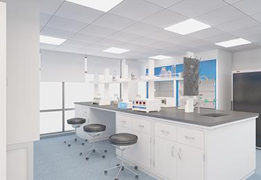 天翎净化-实验室GMP净化系统