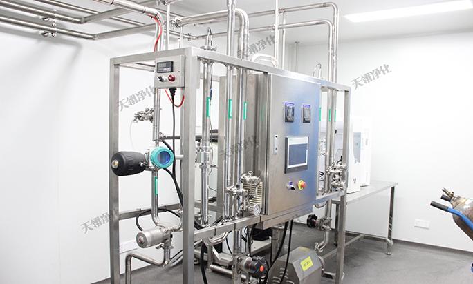 天翎净化小编带你一起了解净化实验室GMP系统