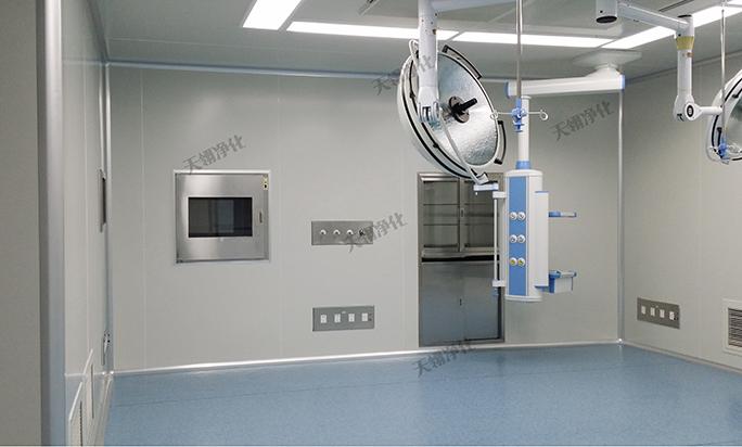 天翎净化小编浅析层流手术室