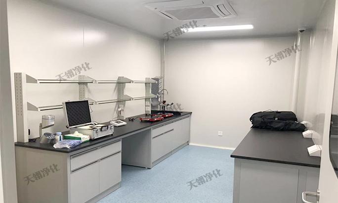天翎净化小编大力推荐的实验室台面的分类与特点的深度知识