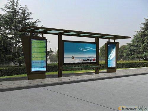 公交站台灯箱设计需注意什么