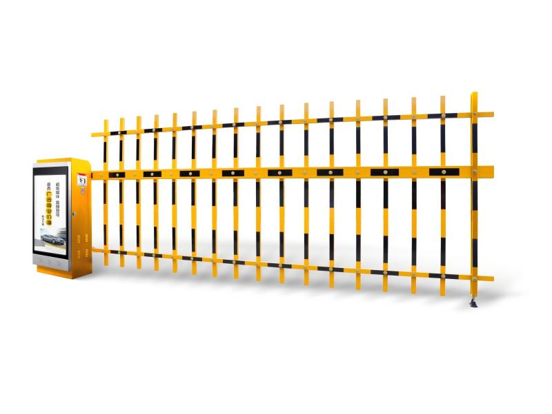 栅栏杆道闸