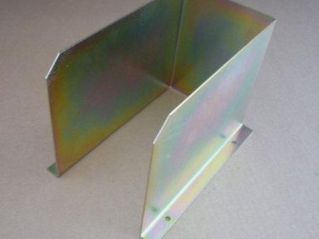 不锈钢剪折板加工