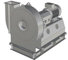 HREK 系列聯軸高壓工業風機