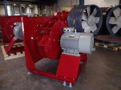 DLK -PREM系列空調箱用無殼風機 AHU
