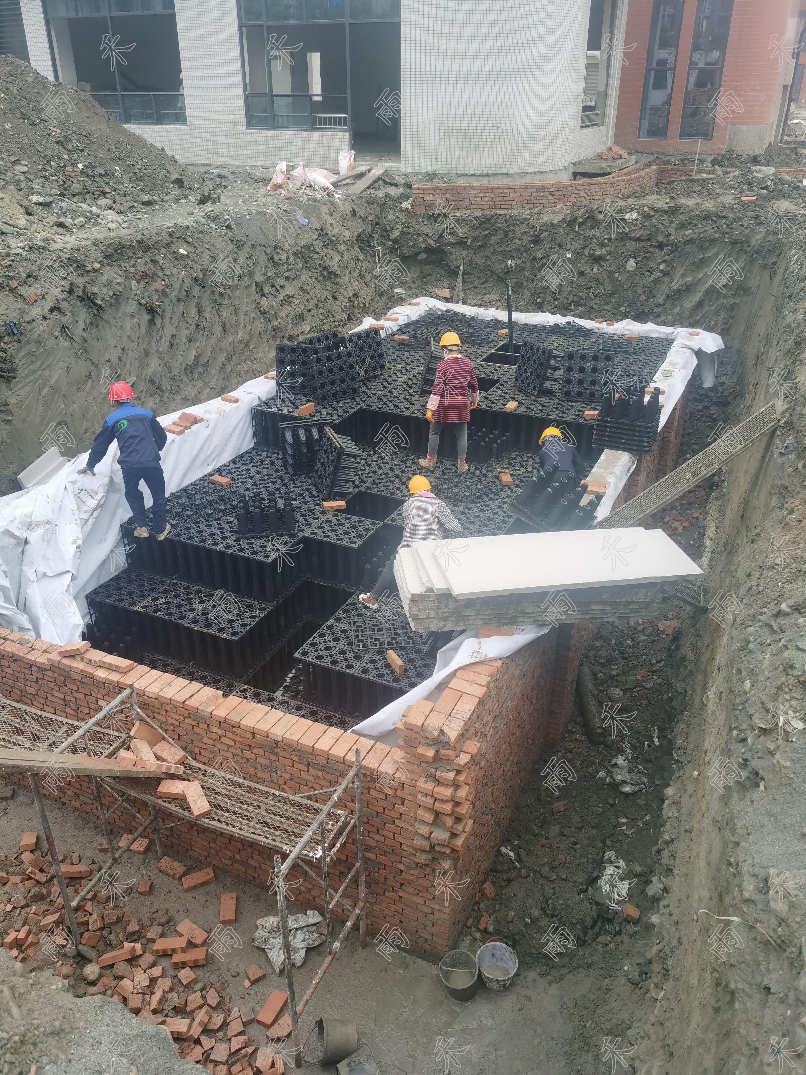 PP模块安装-四川雨禾源绿建科技有限公司