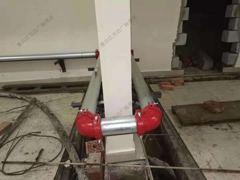 管件阀门安装-四川雨禾源绿建科技有限公司