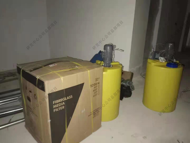 雨水收集系统-四川雨禾源绿建科技有限公司