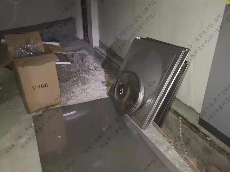 不锈钢水箱安装-雨禾源