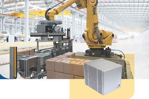 码垛机器人驱动系统主要用了哪些方法