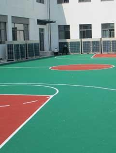 EPDM篮球场