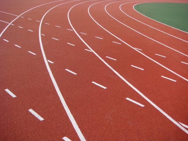 健身跑道施工